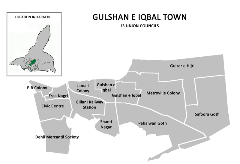 Property Insights of Gulshan-e-Iqbal Town Karachi, Property for Sale, Price, Maps & News