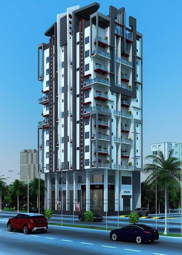 Al Ghafoor Duplexes