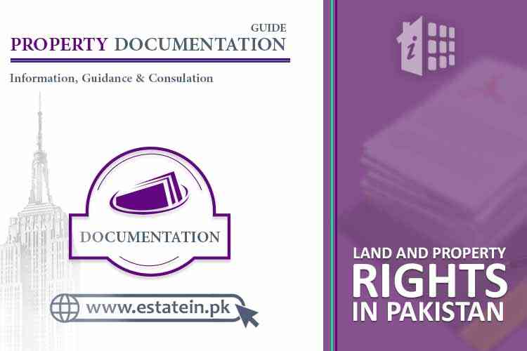 What laws govern the transfer of property rights in Pakistan