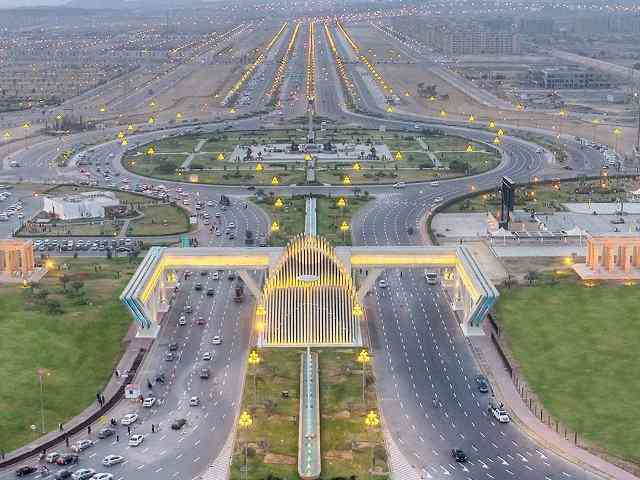 Newly announced project of Bahria Town Karachi