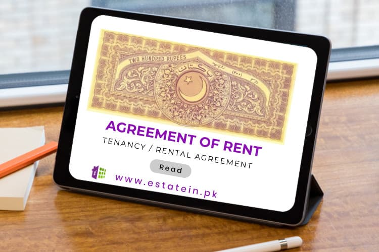 Sample Rent Agreement