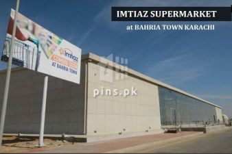 Imtiaz Supermarket Opening Soon in Bahria Town Karachi