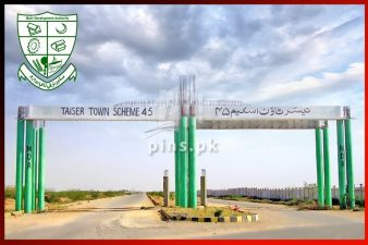 Taiser Town Old and New Balloted Plots Payment Plan
