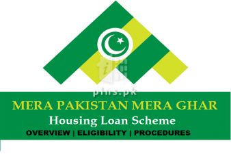 Mera Pakistan Mera Ghar | New  House Loan Scheme Overview, Eligibility and Procedure