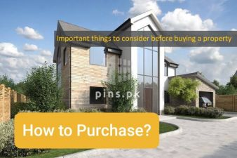 Important things to consider before buying a property in Pakistan