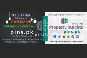 23 rd March Pakistan Day Celebration offer by Property Insights to Property Business Owners