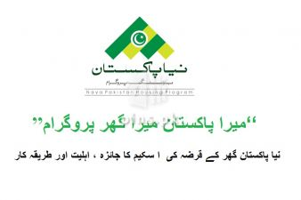 Review and how to apply in Naya Pakistan House Loan Scheme