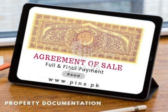 Sample Full and Final Sale Agreement Pakistan