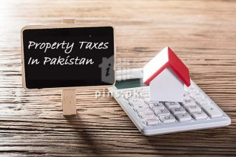 Property Tax Types in Pakistan when selling or buying properties