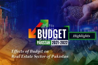 Effects of Budget 2021 on Real Estate Sector in Pakistan