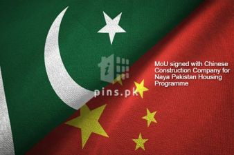 NPHP: Agreement signed with Chinese Company for low-cost house construction