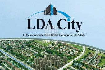 LDA City: Third Ballot results announced by LDA on 4th September 2021
