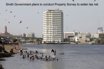 Sindh Government to conduct Property Survey to widen tax net
