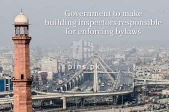 Government to make building inspectors responsible for enforcing bylaws