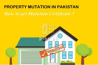 Mutation of Property - Process to Get Mutation Certificate in Pakistan