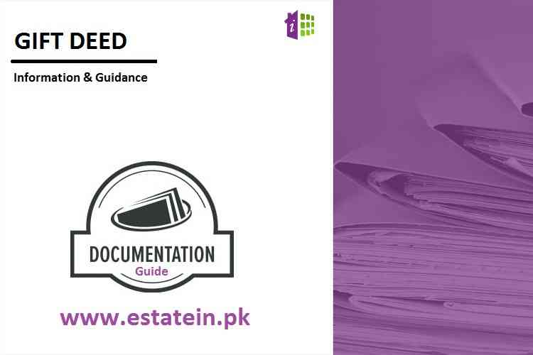Making Gifts- Gift Deed Registration in Pakistan