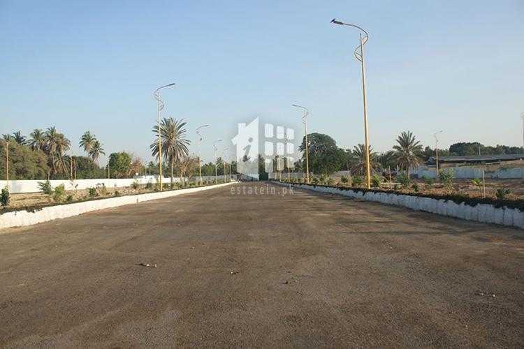 Malir Town Residency