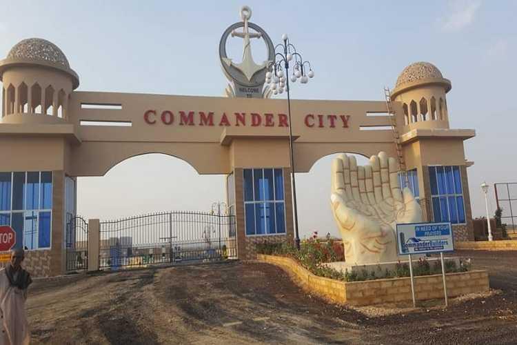 Commandar City