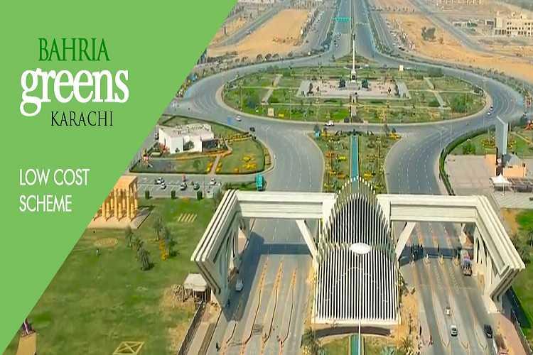 Bahria Greens Karachi