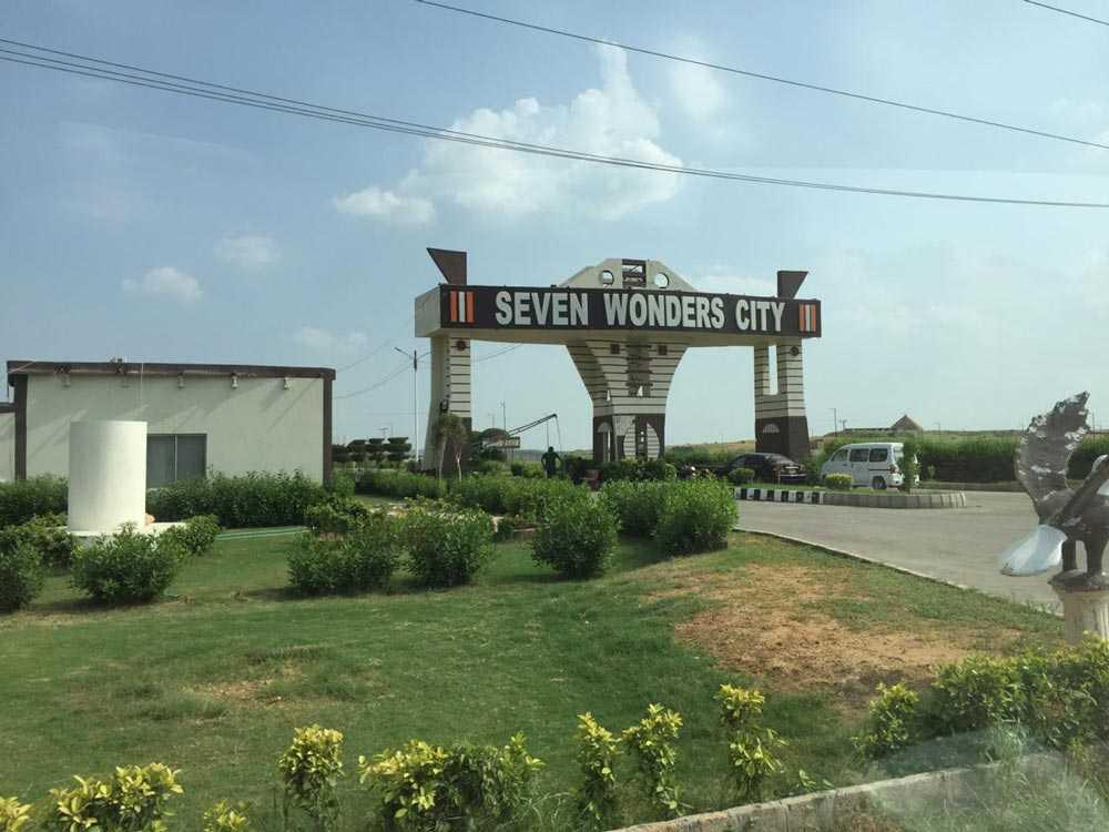GFS Seven Wonder City