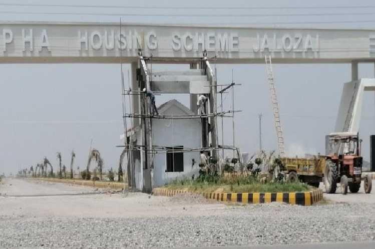 Jalozai Housing Scheme