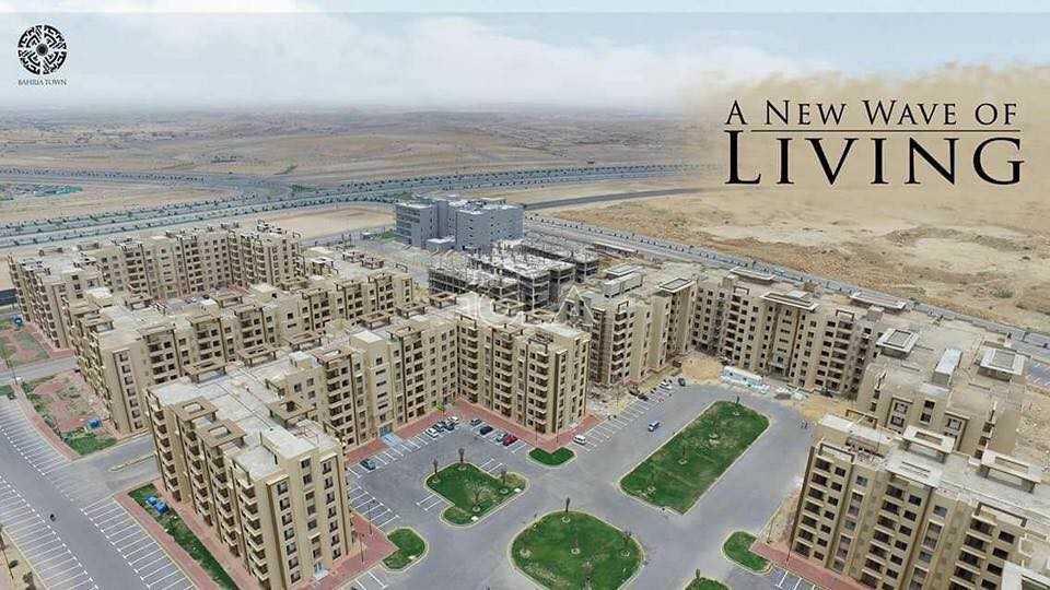 Bahria Apartment