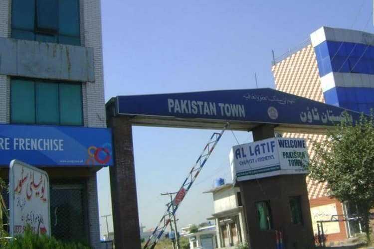 Pakistan Town