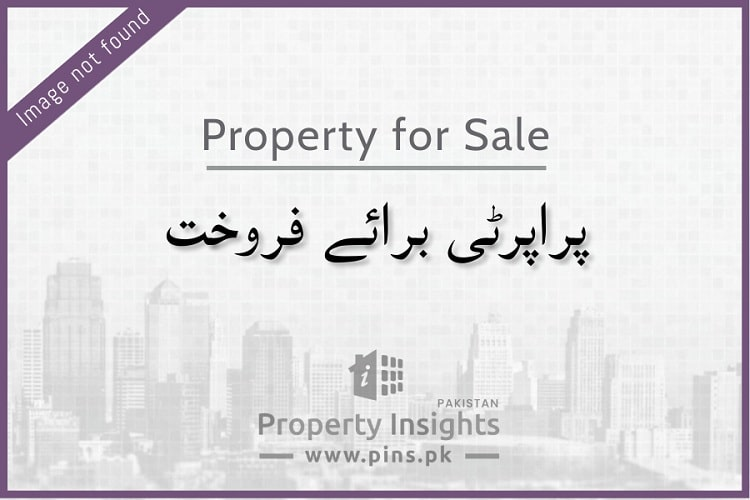 120 yards plot for sale in Pir Ahmed Zaman town , Block 1
