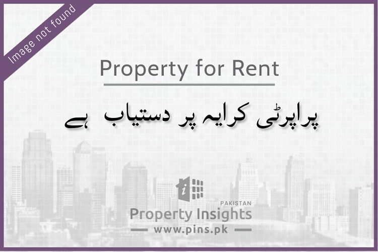 400 Square Yards Portion on Rent in PECHS Block 2