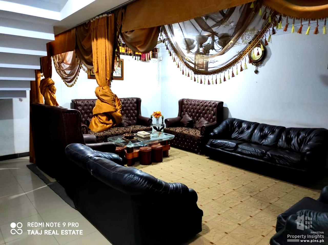 West Open Corner House Ground + 1for Sale at Gulshan-e-Maymar