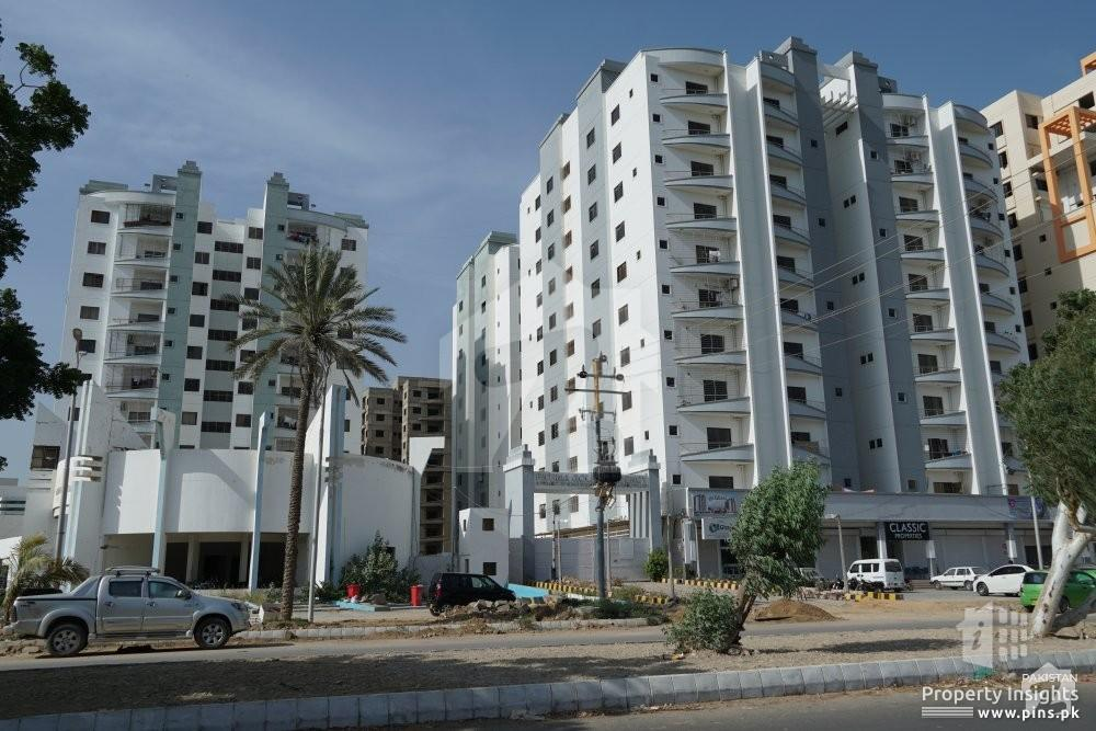 3 Bed D/D Fatima Golf Residency apartment for sale