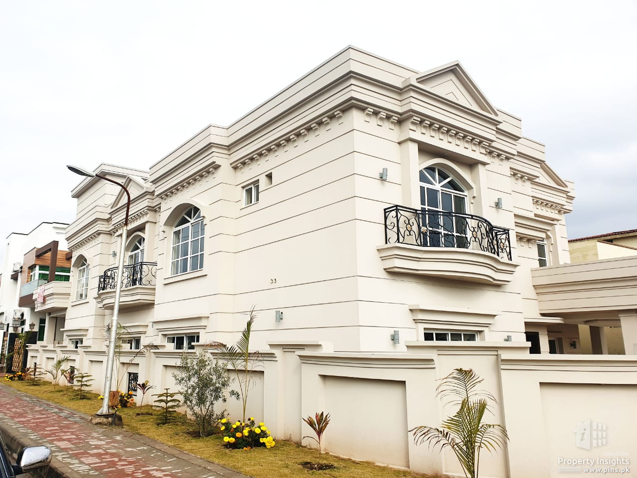 20 Marla Brand New House for Sale in Phase 3 Bahria Town Rawalpindi