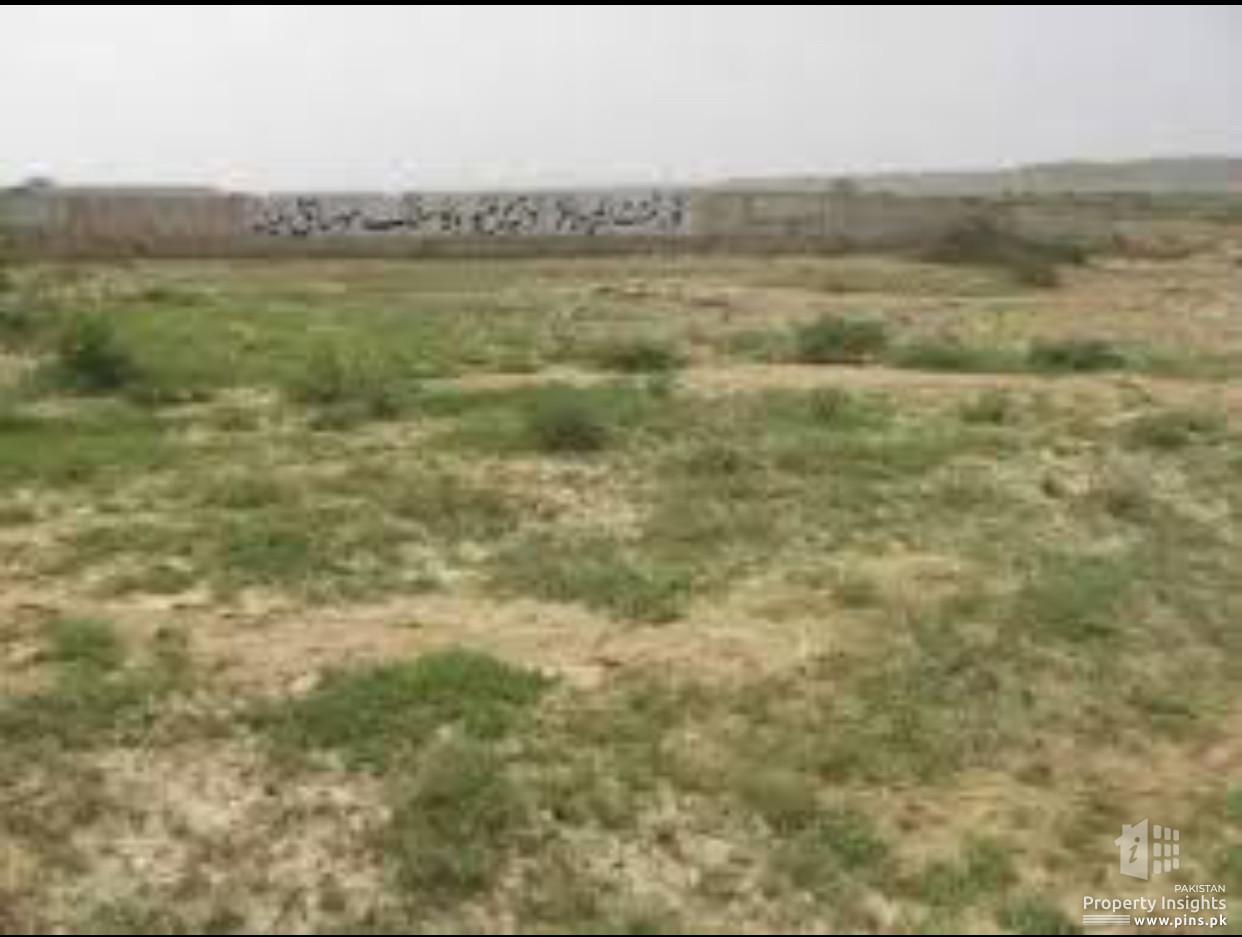 240 Sq yds Residential Plot for sale Govt Emp CHS on M9