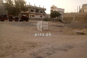 240sq yard Dispensary Plot for Sale Gulshan-e-Millat