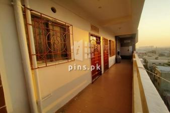 2Bed DD Apartment for Sale in Gulistan-e-Johar Block 7