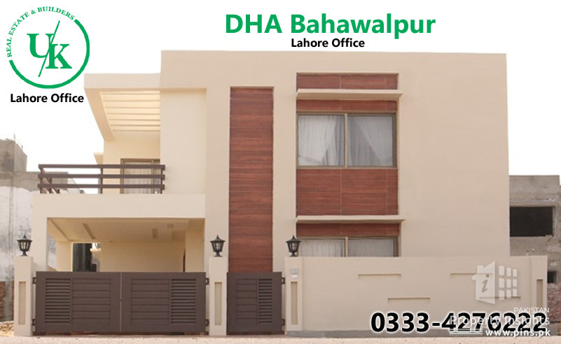 DHA Bahawalpur  Developed Project best time to investment  very reasonable Price of Land and houses   0333-4276222
