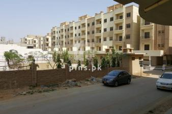 2 Bed 1st floor Apartment on Rent in Saima Arabian Villas