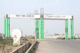 80 Sq Yards PLOT FOR SALE SECTOR 18 TAISER TOWN