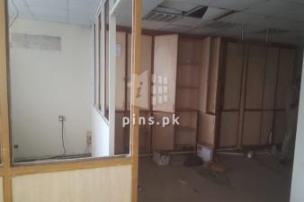 1150 sq feet shop for Sale near Khalid Bin Waleed Road PECHS