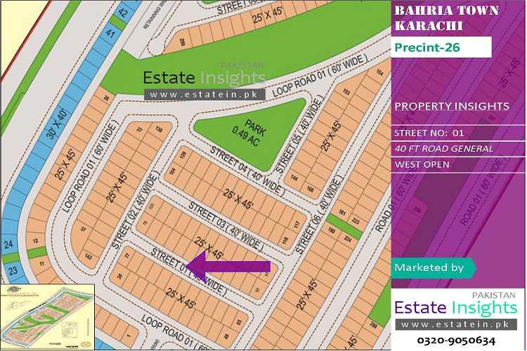 Urgent Sale 125 Sqy Precinct-26 BTK