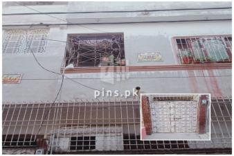 84SQYD HOUSE FOR SALE in Sector 4 North Karachi