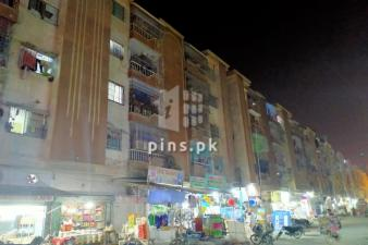 1100 Sqft 5 Rooms Flat for Rent in Bab-e-Arif, North Karachi