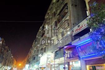 5 Rooms 1100 Sqft Flat for Rent in Bab-e-Ghazi, NORTH KARACHI