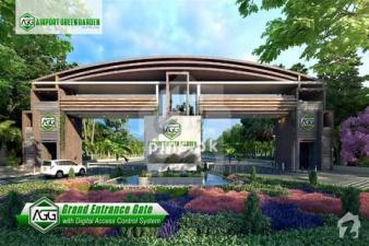 5 Marla plot for sale in Airport Green Garden Islamabad