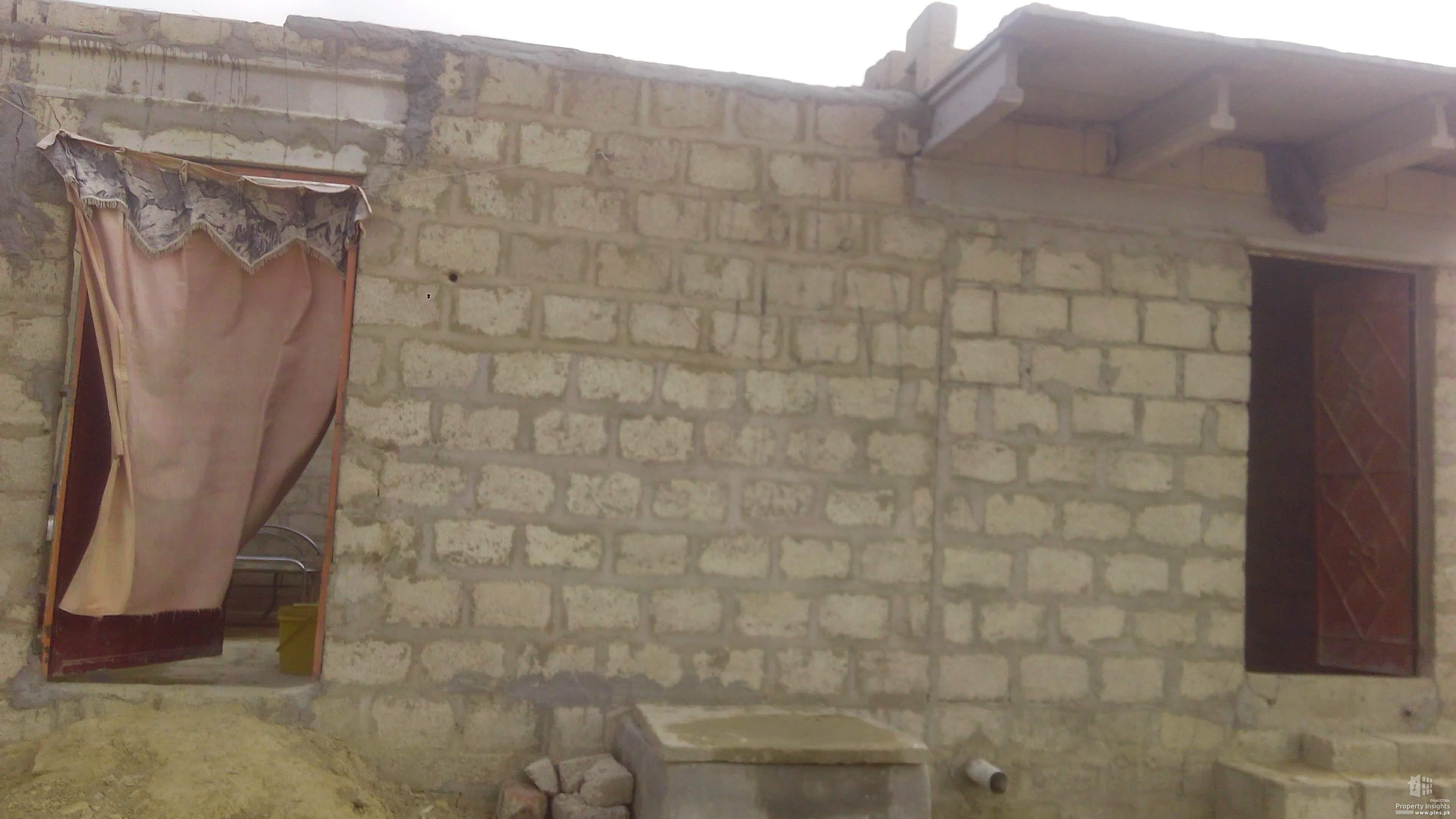 80 sq yards pair plot for sale in Gulshan-e-Zia Orangi Link Road