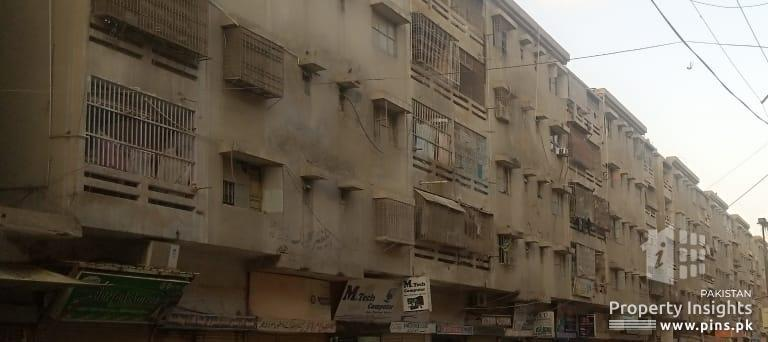 1150 sqft 5 Rooms Apartment for sale at nagan Chowrangi