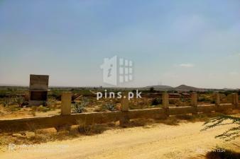 400 Yards Plots for Sale at Prime Location of Super Highway Karachi