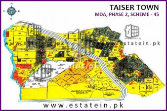 80 yards Plot for Sale in Sector 18 Taiser Town