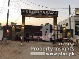 200 Sq.Yd Plot For Sale in Zeenatabad CHS Scheme 33