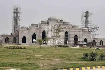 10 Marla Corner Plot for Sale in Citi Housing Faisalabad Phase 2